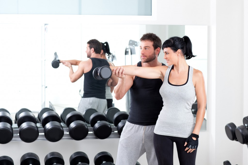personal trainers how to find one